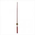 Стрелка секундная для часового механизма YT627red, красный металл, 83 мм, Young Town (Гонконг)