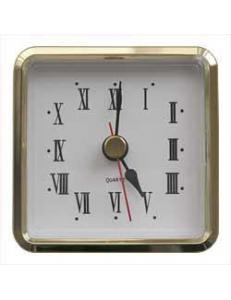 Встраиваемый кварцевый часовой механизм (капсула) Young Town YT6565 квадратный, 65х65 ммм