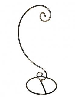 Подставка для шаров и сувениров металлическая, старое золото, 35 см,  Stamperia