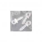 Пластиковые крючки для форм из пенопласта, пластик, 24 шт., EFCO (Германия)
