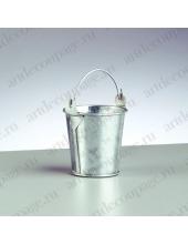 Миниатюрное ведро, оцинкованное, 6х5,8 см, EFCO (Германия)