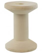 Заготовка катушка деревянная,115х165 мм, Woodbox Россия