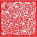 Трафарет объемный Завитки, 19х19см, толщина 0,5 мм