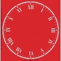 Трафарет объемный Циферблат 22, 29х29см, толщина 0,5 мм