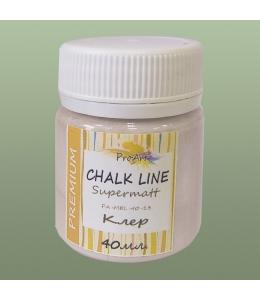 Краска меловая Клер топленое молоко, 40 мл, США