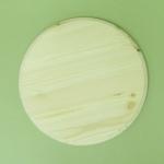 Заготовка панно Круг с фаской, 30 см, сосна, Россия
