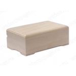 Заготовка шкатулка деревянная с магнитным замком, 13х8х5 см, Россия
