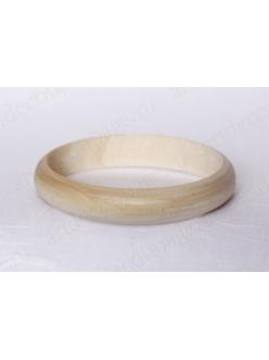 Заготовка браслет деревянный, ширина 2 см, Россия