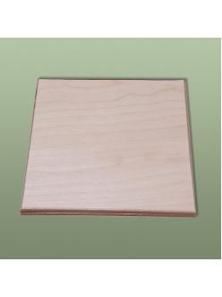 Заготовка плитка квадратная 15х15 см, Россия