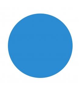 Краска меловая HomeArt Голубой Марокко, 40 мл, США