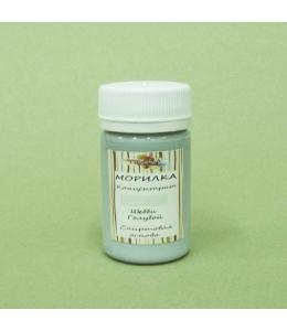 Концентрат спиртовой морилки Шебби голубой, 50 мл, Италия