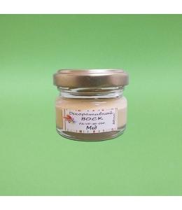 Натуральный воск Мёд, 25 мл, Италия