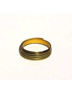 Витражная лента Золото самоклеящяяся, 3,5 мм х 1м