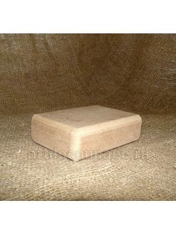 Заготовка шкатулка маленькая из МДФ, 12x9x4,5 см, Россия