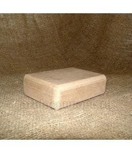 Заготовка шкатулка маленькая, МДФ, 12x9x4,5 см, Россия