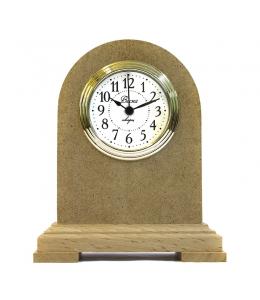 Заготовка Часы будильник настольные 16,5х14х4,3 см, Россия