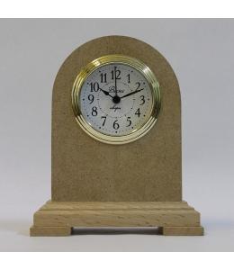 Заготовка Часы настольные 16,5х14 см, Россия
