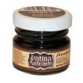 Паста для патинирования Patina Anticante K3P16M, коричневая, Stamperia, 20 мл