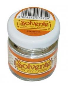 Растворитель Solvente  для патины, воска и лаков с эффектом старения, Stamperia K3P16SOLV