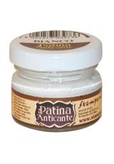 Паста для патинирования Patina Anticante K3P16W, белая, Stamperia