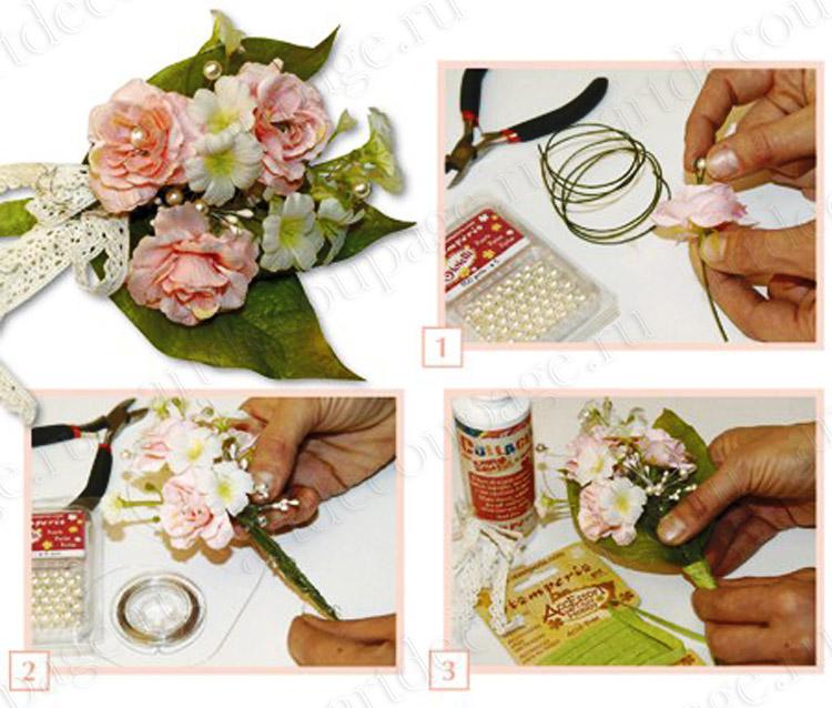 Пестики для изготовления цветов, тычинки, купить - магазин АртДекупаж