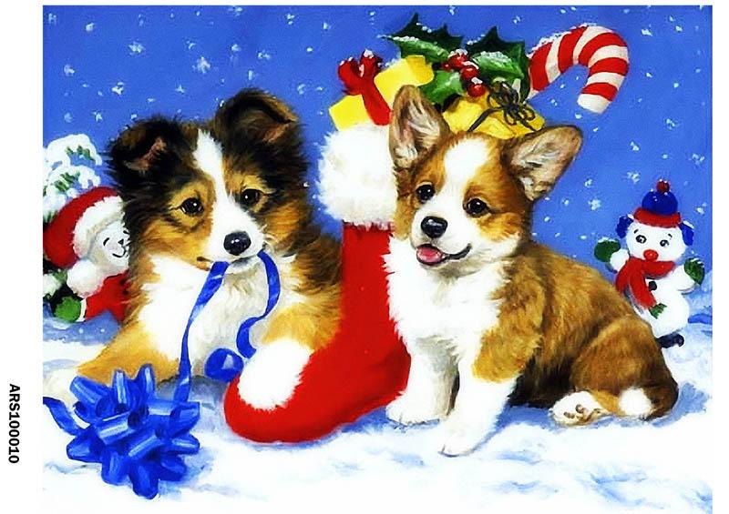 Картинки для декупажа собаки