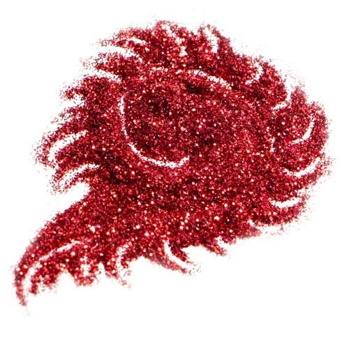 Микроблестки красные металлик для декора