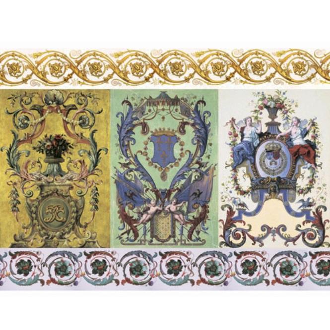 Рисовая бумага для декупажа Ампир Craft Premier формат А4