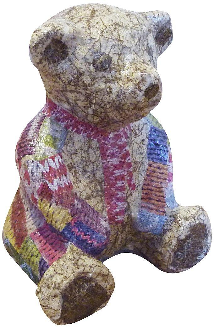 Фигурка для декопатча Мишка мини из папье-маше, Decopatch, купить