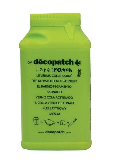 Клей лак для  декопатча Decopatch 300 г розовый