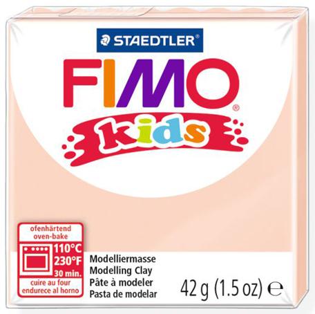 Полимерная глина FIMO Kids  для моделирования, АртДекупаж