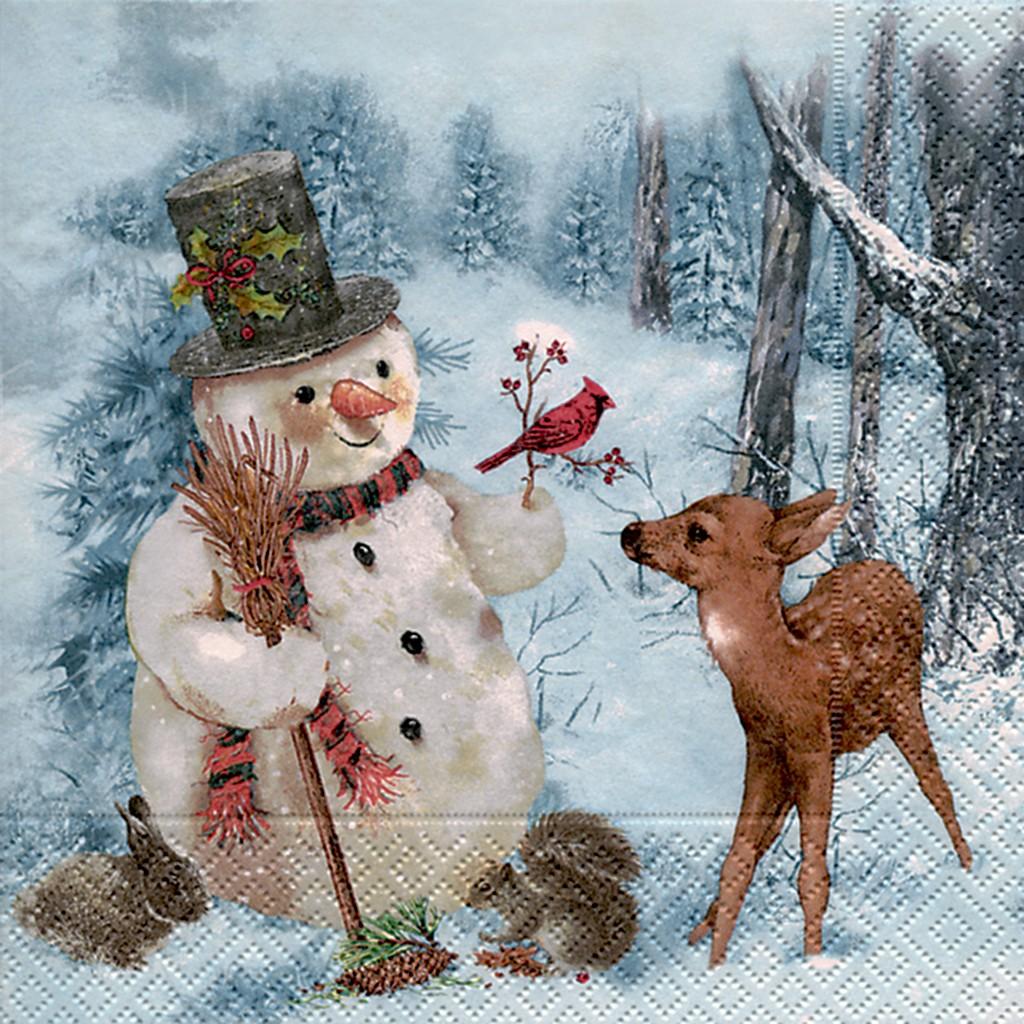 Старые открытки новогодние олени, страшные картинки