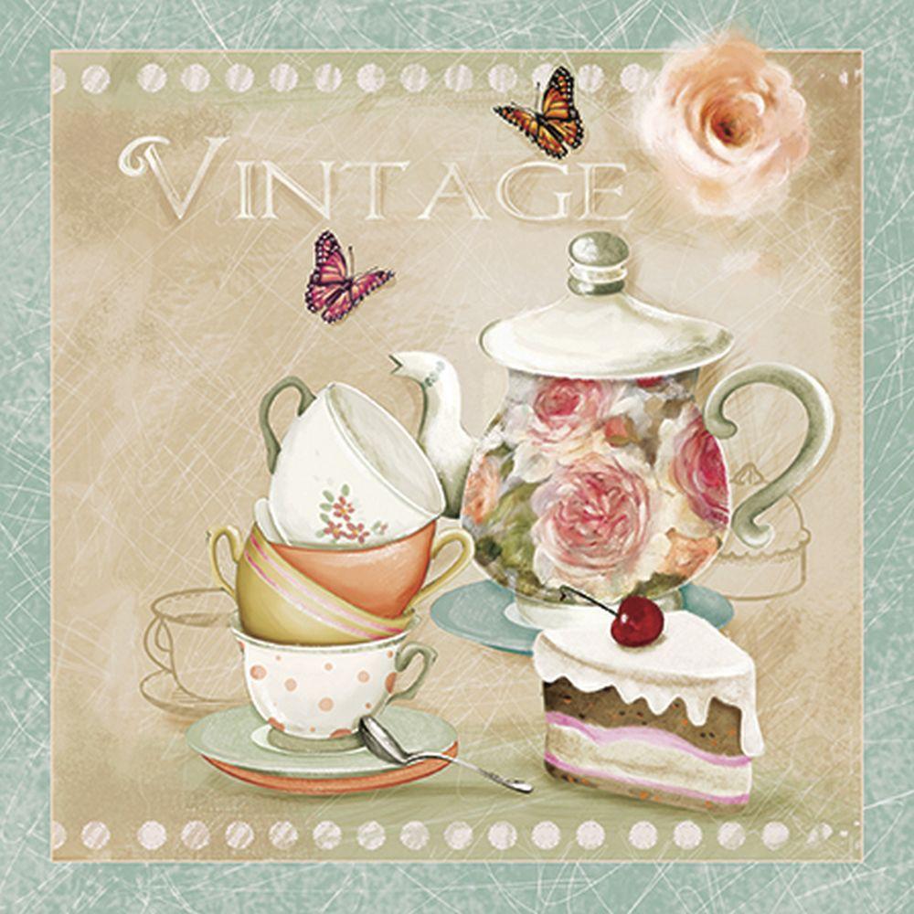 выкладывать картинки для декупажа кофе чай в хорошем разрешении шелест появляется