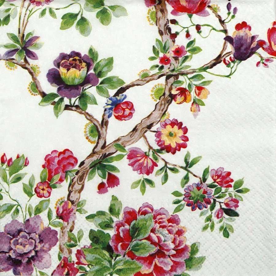 салфетки для декупажа Японский сад, купить
