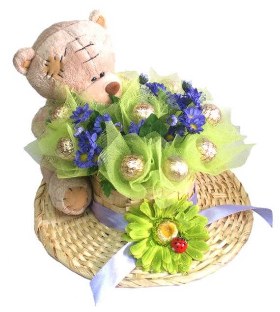 Маенькие шляпки для кукол, игрушек и миниатюрных композиций, 10 см, купить