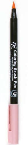 Акварельный маркер кисточка Koi для скрапбукинга фуксия