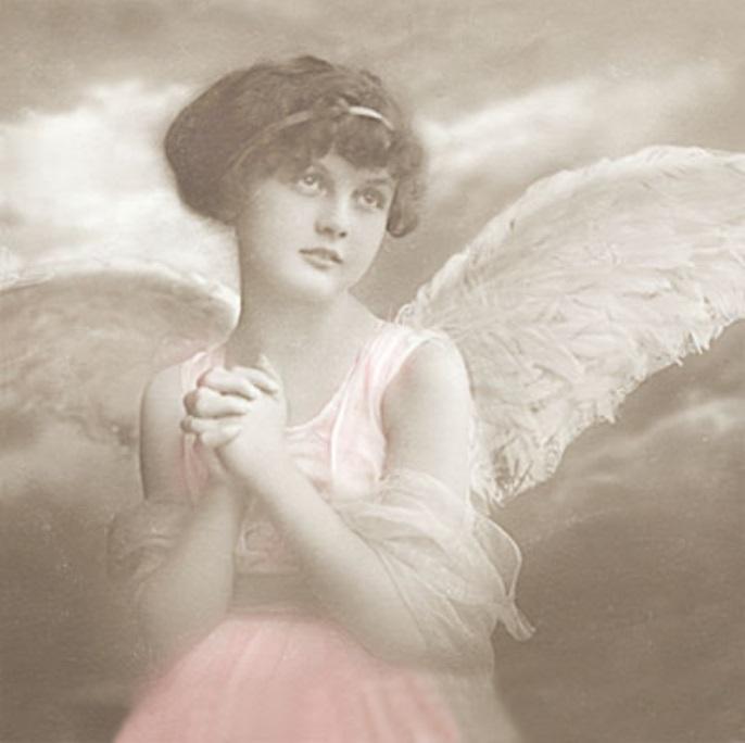 Салфетки для декупажа Молитва ангела Sagen Vintage Design купить