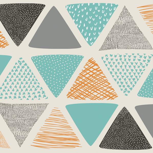 салфетки для декупажа Треугольники, купить
