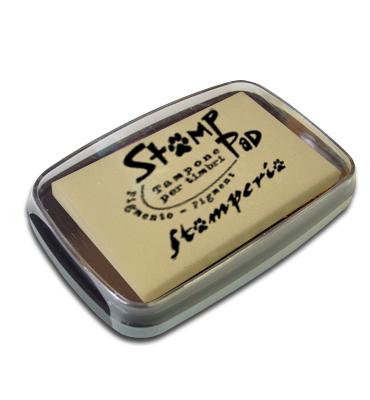 Штемпельная подушка Stamperia, пигментные чернила для штампов, купить - магазин АртДекупаж