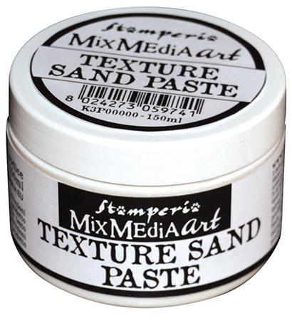 Паста с текстурой песка для техники Mix Media Stamperia