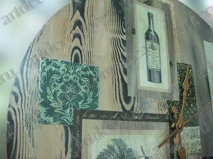 Шпатель для создания эффекта дерева, купить - магазин АртДекупаж