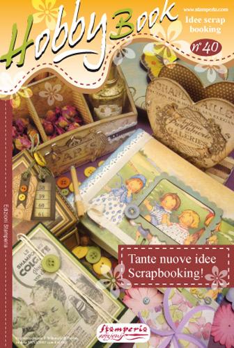 Hobby Book Stamperia