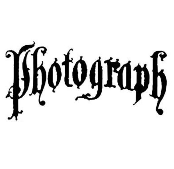 Штампы силиконовые для скрапбукинга, штамп Photograph Stamperia WTK089