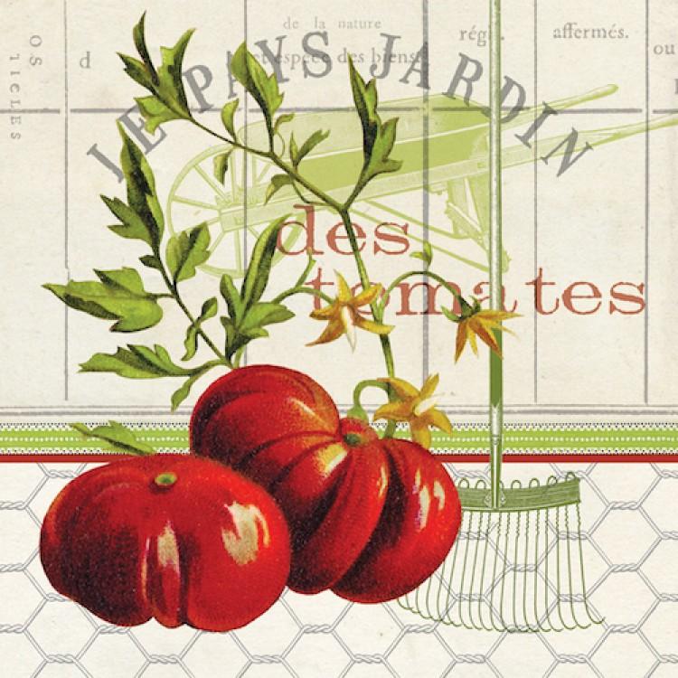 помидоры картинки для декупажа традиционный