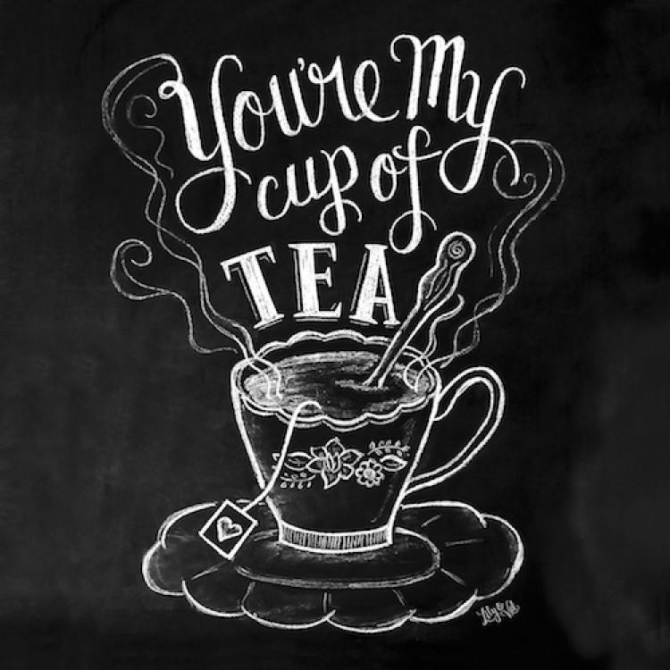 салфетки для декупажа Доска Cap of tea, купить