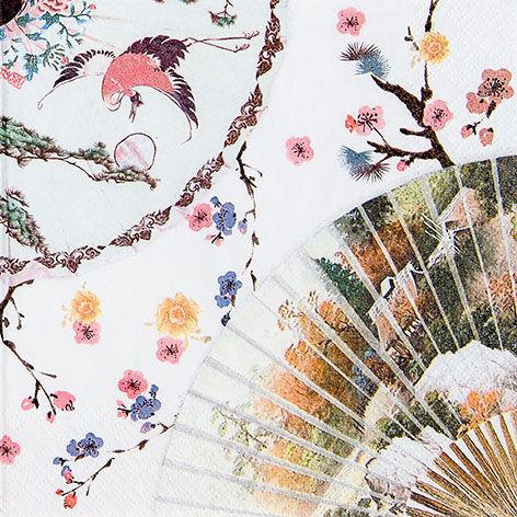 салфетки для декупажа Азиатский стиль, купить