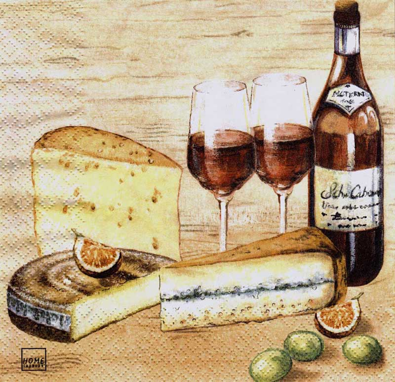 декупаж картинки для распечатки сыр классическое время