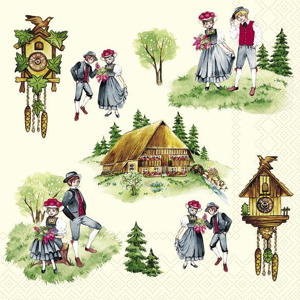 салфетки для декупажа Дом Традиции, купить