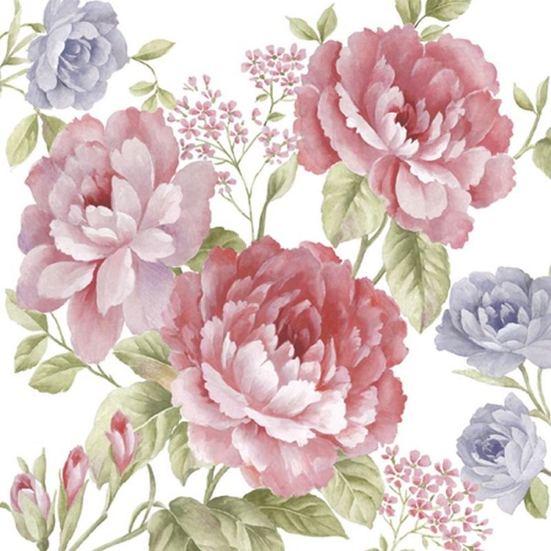 салфетки для декупажа Розы Джульетта, купить