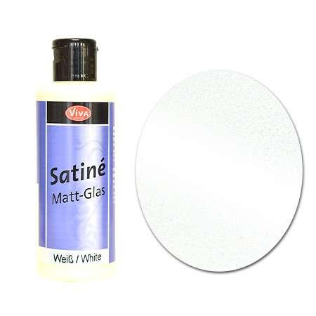 Краска с эффектом матового стекла Matt Glass Viva Decor 101 белый